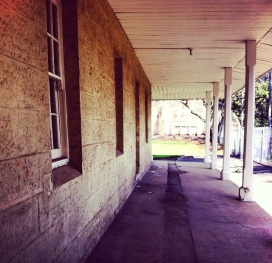 Third-class Sleeping Quarters, Parramatta Female Factory