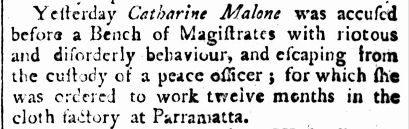 1805-12-08 - Catharine Malone