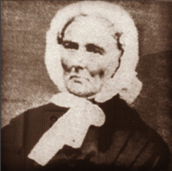 Ann Gordon, Matron of the Parramatta Female Factory, 1827-1836. Photo: Photo by Michaela Ann Cameron (2013) of an original photo on display at Cumberland Hospital Museum.