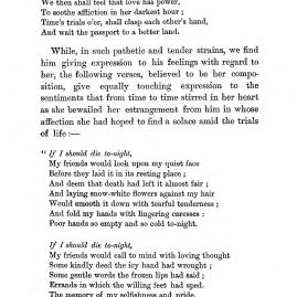 """Chapter III: Life in the Colony,"" James Cameron's biography on Parramatta Female Factory convict Adelaide de la Thoreza, p. 32"