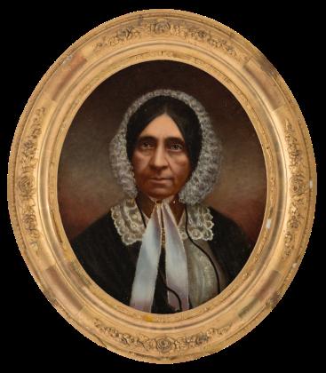 Mrs Windeyer, Mrs Richard Windeyer, Maria Windeyer, Maria Camfield, Portrait, nineteenth century, Australia, New South Wales, Sydney
