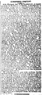 John Murphy, Convict Constable, Parramatta Female Factory, Parramatta, Female Factory Online, Coroner's Inquest, Australian History