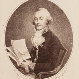"Portrait of John Hunter, Second Governor of New South Wales. ""Captain John Hunter,"" R. Dighton pinxt, D. Orme sculpt, in Sydney, Newcastle and Wollongong Views with Portraits and Manuscript Extracts, (1770–1886), DL PXX 71 / FL13383214, Dixson Library, State Library of New South Wales."