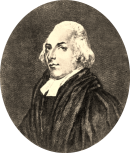 A portrait of Samuel Marsden during his time at Magdalene College, Cambridge University (1790–1792). Government Printing Office 1 - 14015 / FL1792064, State Library of New South Wales.